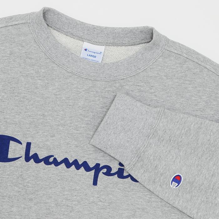 クルーネックスウェットシャツ 17FW ベーシック チャンピオン(C3-H004)