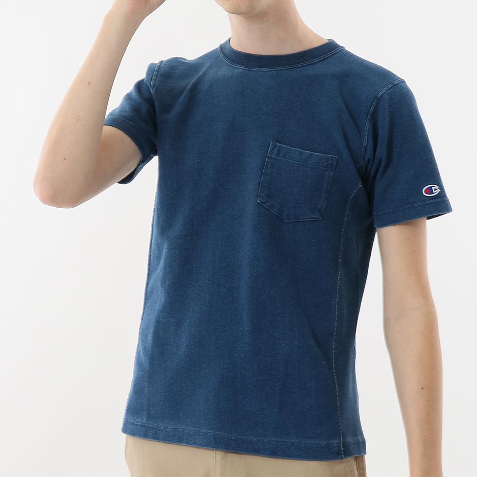 リバースウィーブTシャツ 18SS リバースウィーブ チャンピオン(C3-H307)