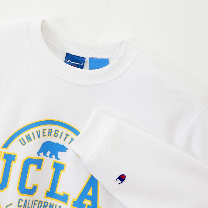 プラクティスロングT 17FW UCLA チャンピオン(C3-LB465)