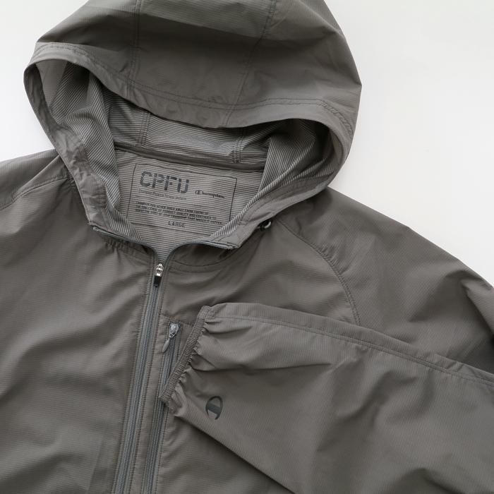 ジップパーカー 17FW 【秋冬新作】CPFU チャンピオン(C3-LSC30)