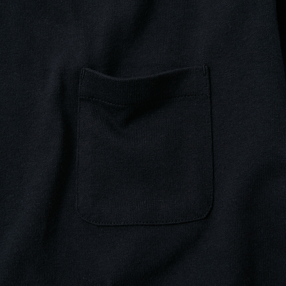 IVY ロングスリーブポケットTシャツ 17FW スタンダード チャンピオン(C8-H403)