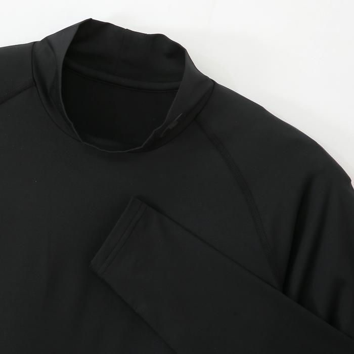 モックネックロングスリーブTシャツ 17FW 【秋冬新作】チャンピオン(CM4HL261)