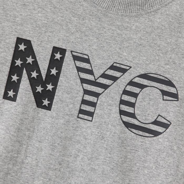 キッズ NYCプリントTシャツ 17SS チャンピオン(CS4184)
