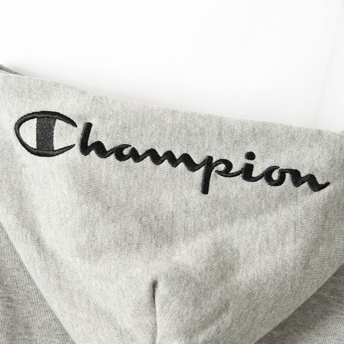 キッズ ハーフジップパーカー 17FW キャンパス チャンピオン(CS4338)
