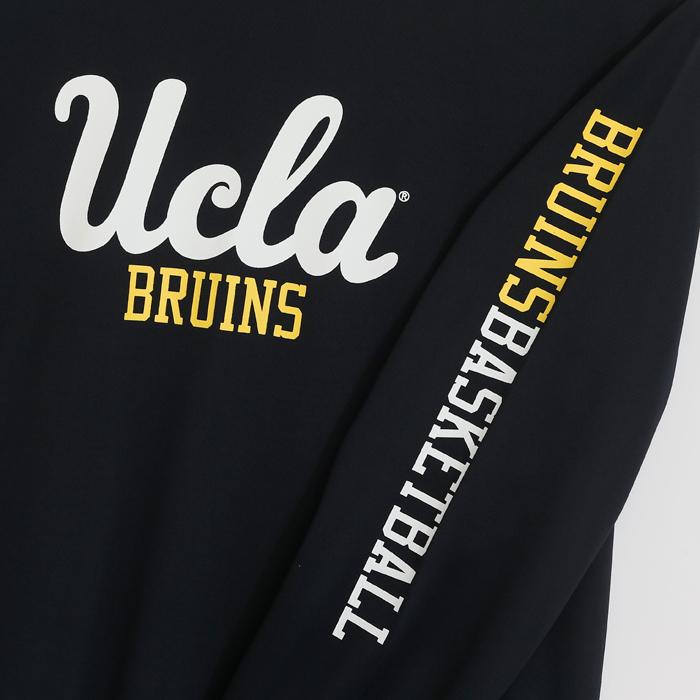 UCLA ロングスリーブTシャツ 16FW BASKETBALL チャンピオン(C3-JB461)