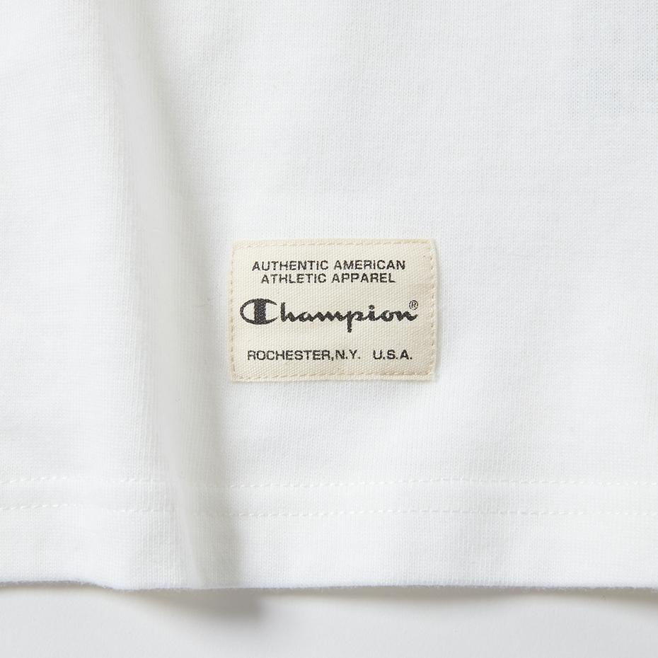 IVY 3/4スリーブTシャツ 17FW スタンダード チャンピオン(C8-H401)