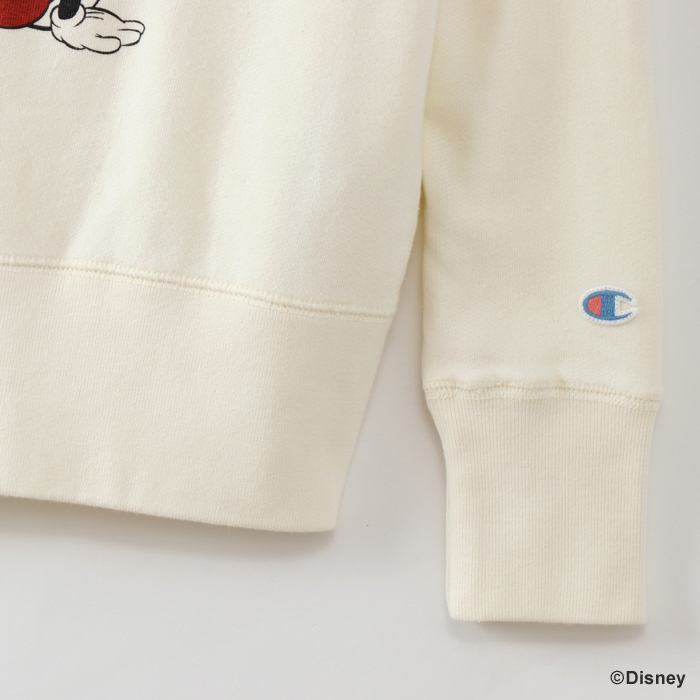 キッズ Wガゼットスウェットシャツ チャンピオン(JC2605)