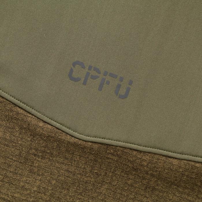 ハイブリッドジップパーカー 17FW CPFU チャンピオン(C3-LS120)