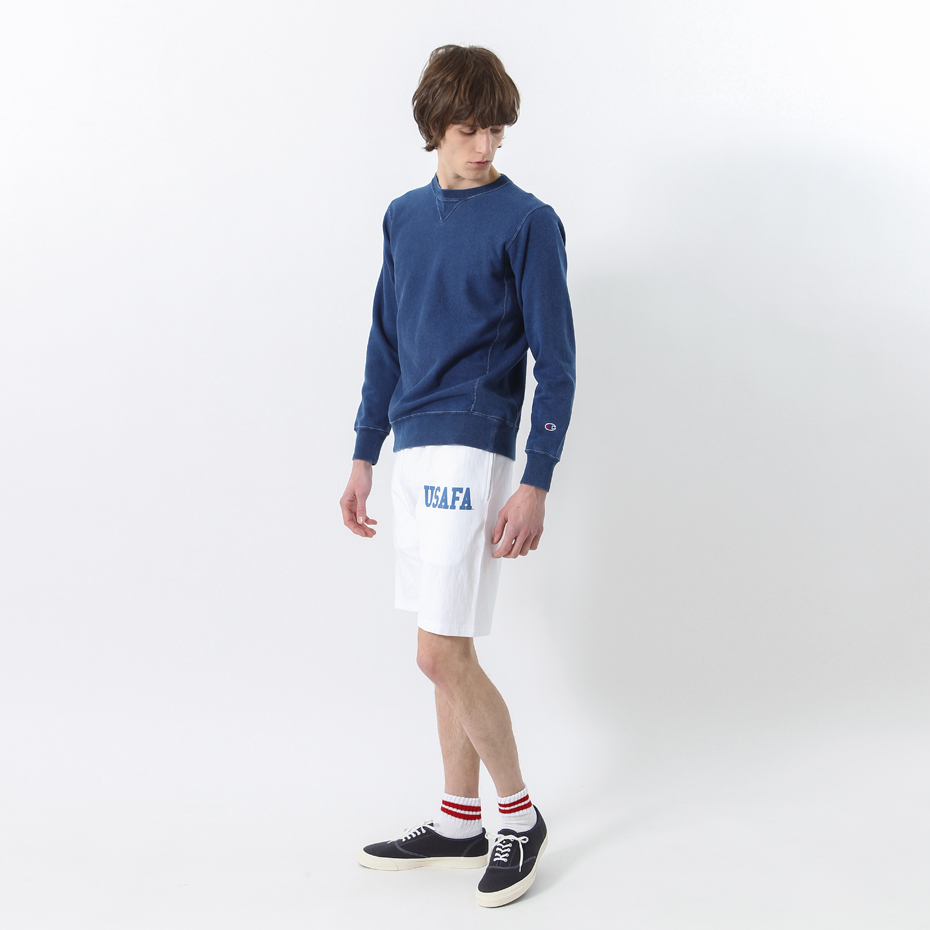 リバースウィーブクルーネックスウェットシャツ(10oz) 17FW リバースウィーブ チャンピオン(C3-K003)