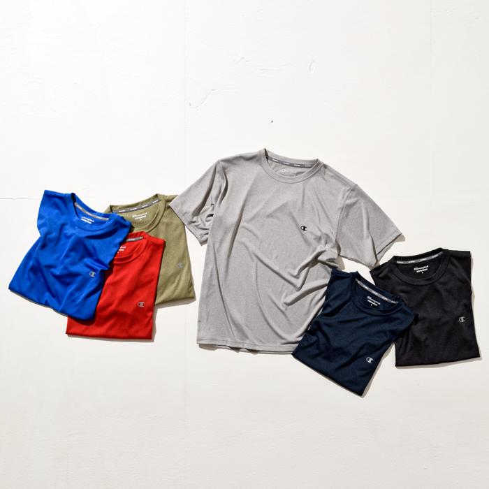 C VAPOR Tシャツ 17FW TRAINING チャンピオン(C3-KS320)