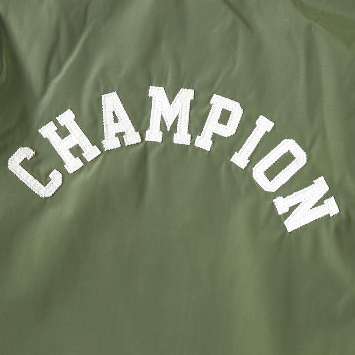 キッズ コーチジャケット 17FW キャンパス チャンピオン(CS4347)