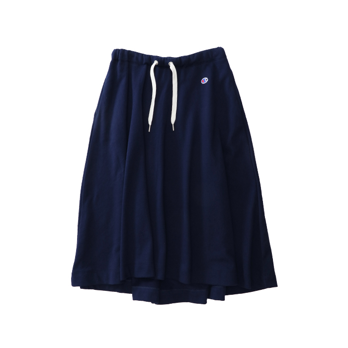 ウィメンズ スウェットスカート 18SS 【春夏新作】チャンピオン(CW-M208)
