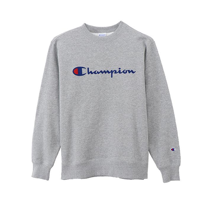 クルーネックスウェットシャツ 17FW ベーシック チャンピオン(C3-L023)