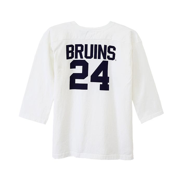 T1011(ティーテンイレブン) ラグラン3/4スリーブ【7分袖】フットボールTシャツ 17FW MADE IN USA チャンピオン(C5-L404)