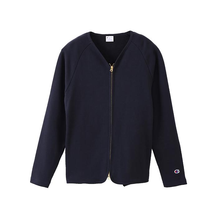 ジップスウェットジャケット 17FW 【秋冬新作】スタンダード チャンピオン(C8-L005)