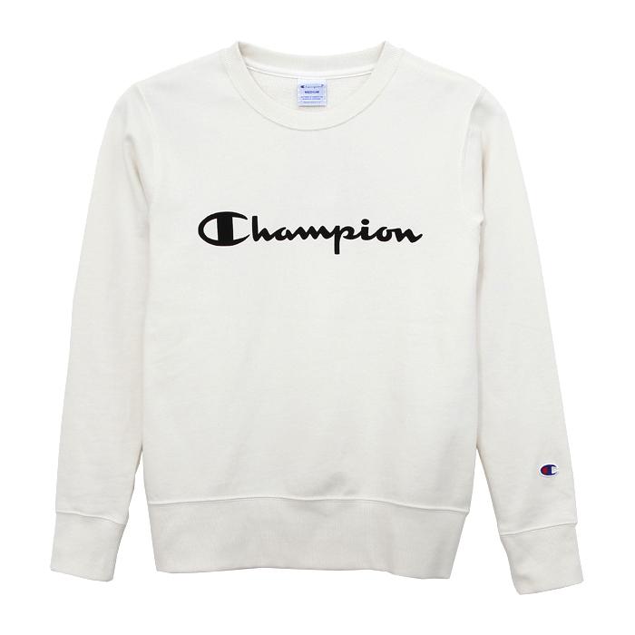 ウィメンズ クルーネックスウェットシャツ 18SS チャンピオン(CW-K015)