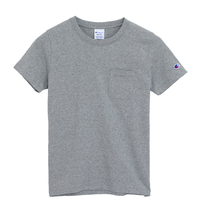 ウィメンズ ポケットTシャツ 17FW チャンピオン(CW-K321)
