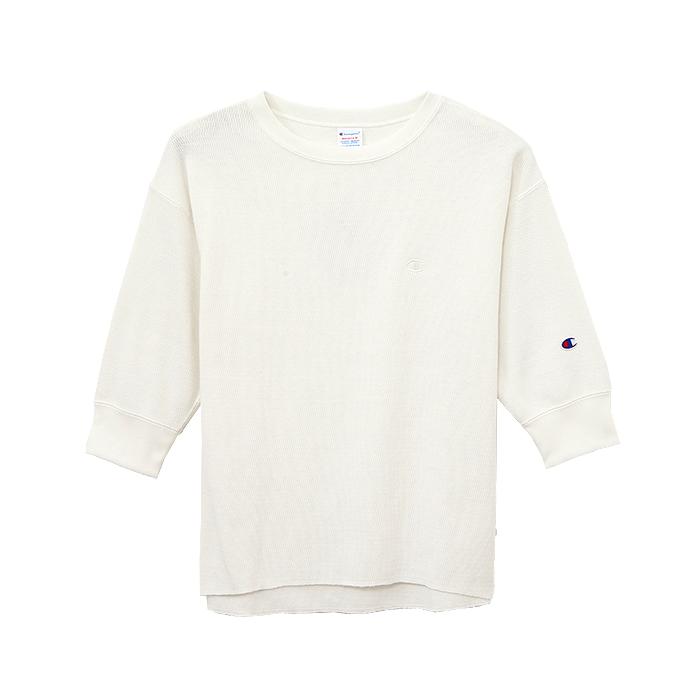 ウィメンズ ロングスリーブTシャツ 17FW 【秋冬新作】チャンピオン(CW-L409)