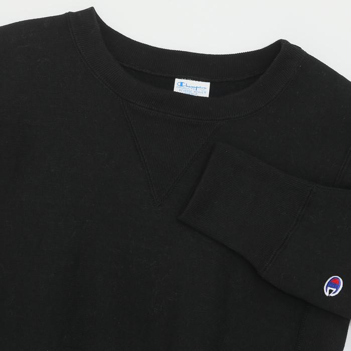 リバースウィーブ(青タグ)クルーネックスウェットシャツ(11.5oz) 17FW リバースウィーブ チャンピオン(C3-E003)