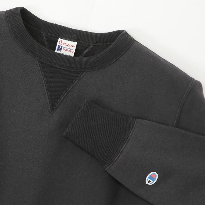 クルーネックスウェットシャツ 17FW ロチェスター チャンピオン(C3-J012)