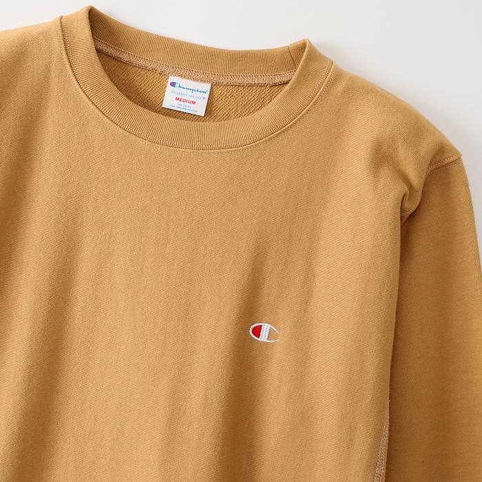 リバースウィーブクルーネックスウェットシャツ 17FW スタンダード チャンピオン(C8-L001)