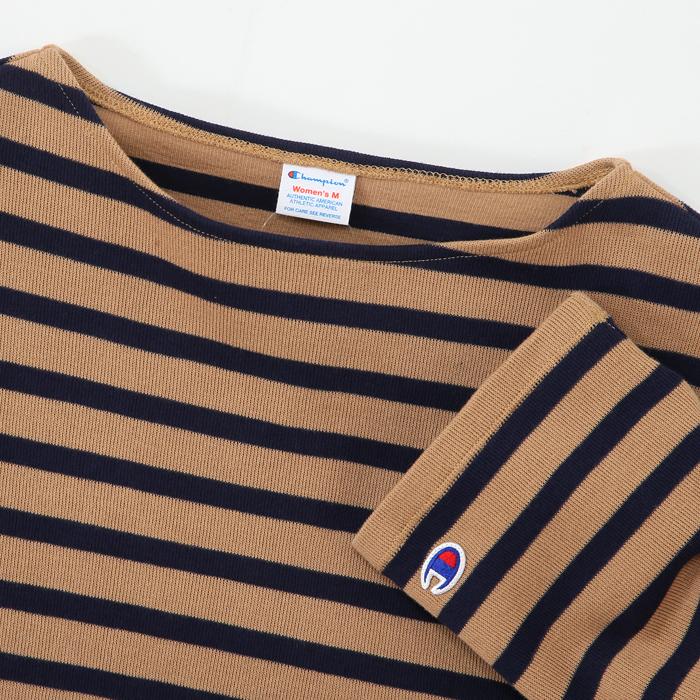 ウィメンズ ビッグTシャツ 17FW チャンピオン(CW-L407)