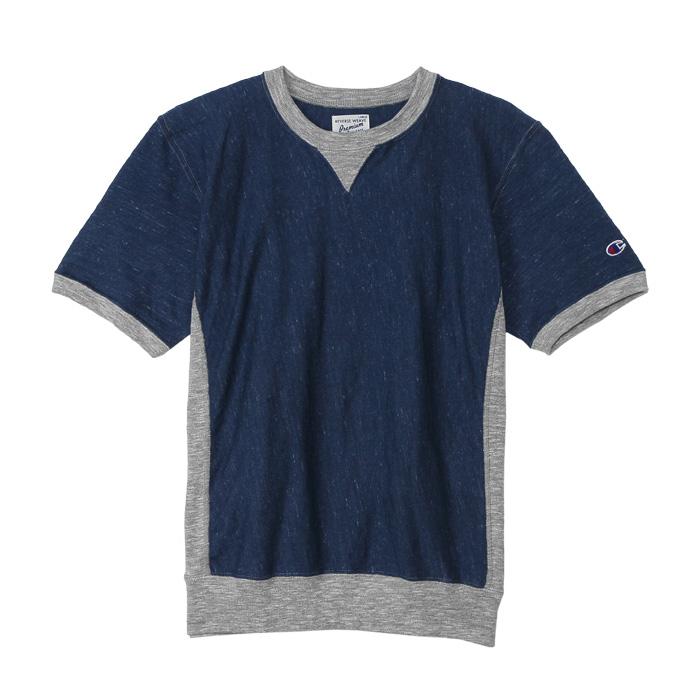 リバースウィーブTシャツ 17SS リバースウィーブ プレミアムジャージー チャンピオン(C3-F301)
