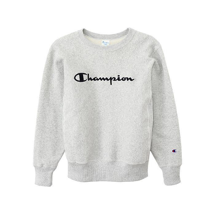 リバースウィーブ(青タグ)クルーネックスウェットシャツ(11.5oz) 17FW リバースウィーブ チャンピオン(C3-L007)