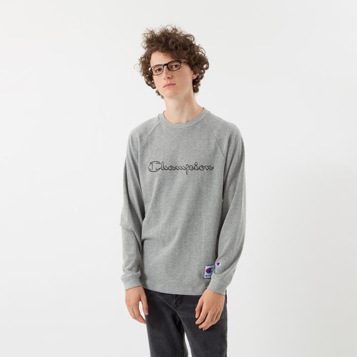 ロングスリーブTシャツ 17FW 【秋冬新作】アクションスタイル チャンピオン(C3-L424)