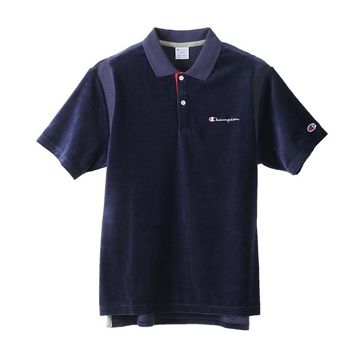 ポロシャツ 17FW GOLF チャンピオン(C3-LS362)