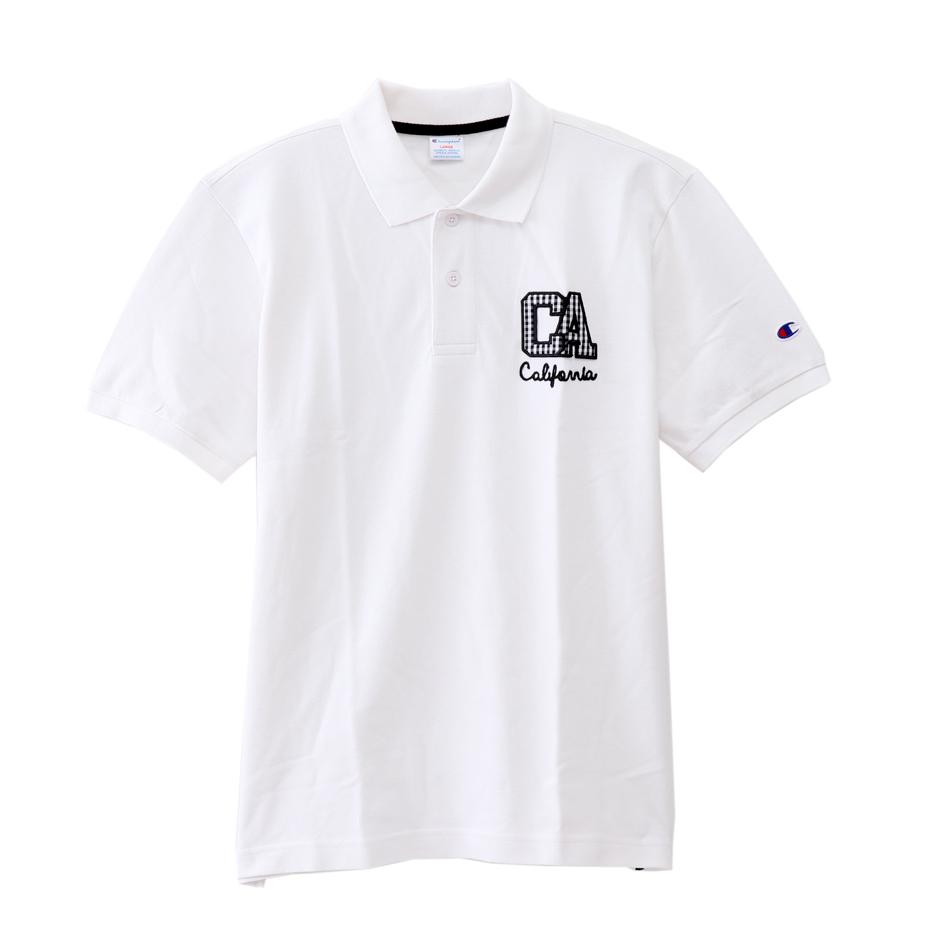 大きいサイズ ポロシャツ 18SS 【春夏新作】キャンパス チャンピオン(C3-M336L)