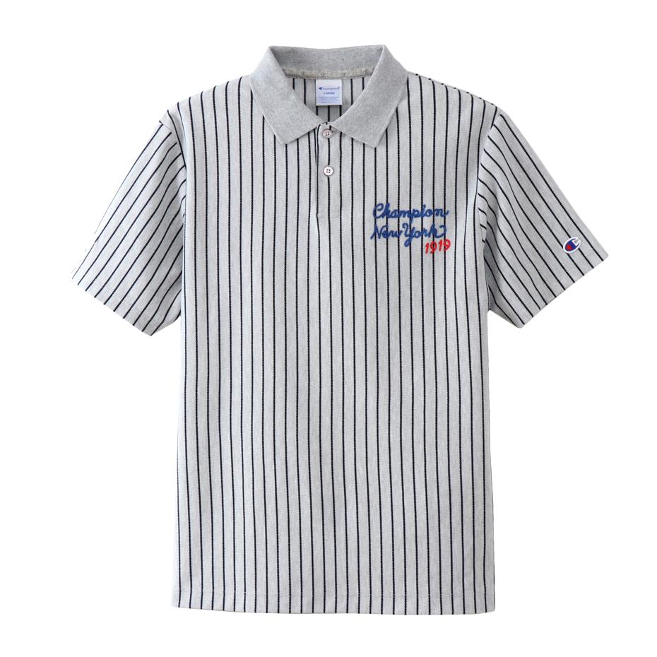 ポロシャツ 18SS 【春夏新作】GOLF チャンピオン(C3-MS309)