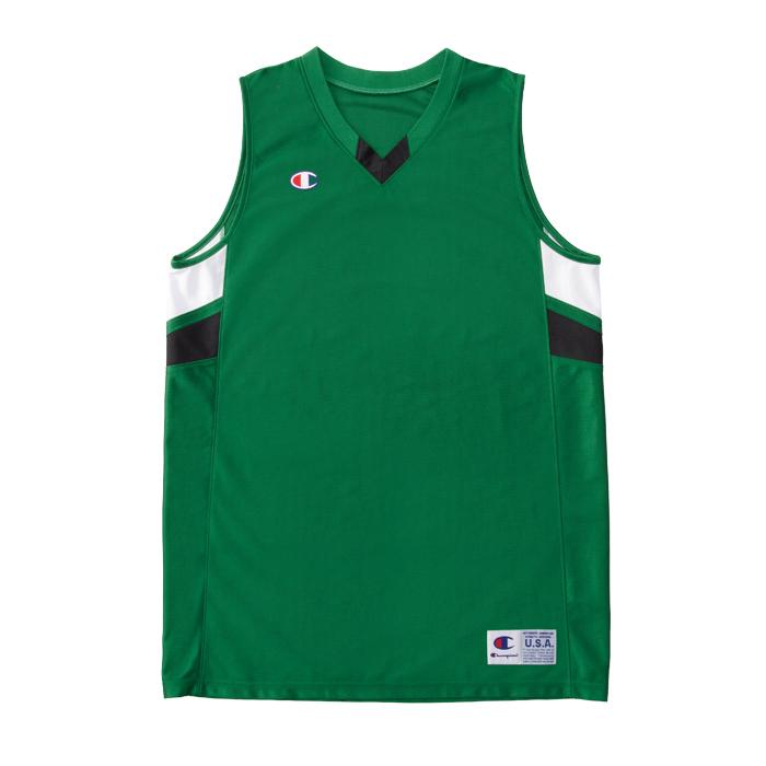 【予約商品】ジュニア ゲームシャツ 16SS BASKETBALL チャンピオン(CBYR2034)