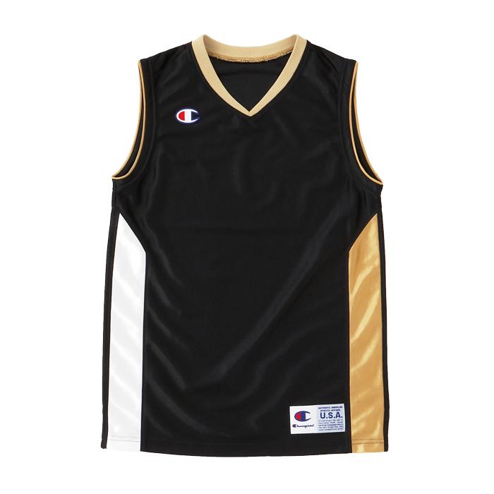 【予約商品】ジュニア ゲームシャツ 16SS BASKETBALL チャンピオン(CBYR2032)