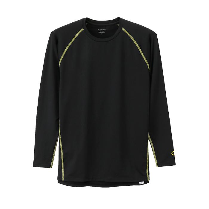 クルーネックロングスリーブTシャツ 17FW 【秋冬新作】チャンピオン(CM4HL262)