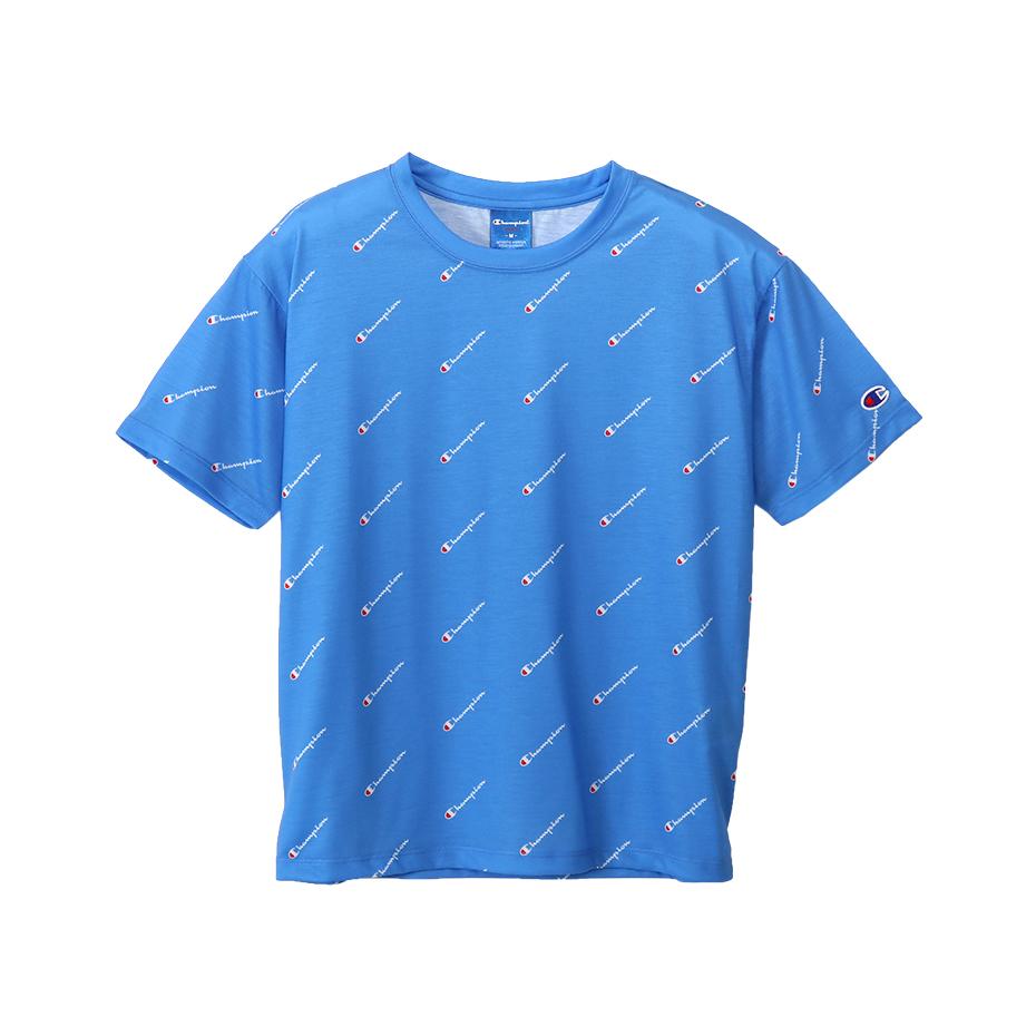 ウィメンズ Tシャツ 18SS 【春夏新作】アクティブスタイル チャンピオン(CW-MS327)