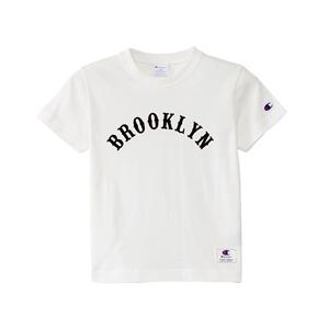 キッズ BROOKLYNプリントTシャツ 17SS チャンピオン(CS4185)