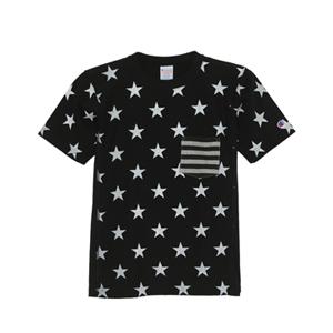 リバースウィーブポケット付きTシャツ 18SS リバースウィーブ チャンピオン(C3-F310)