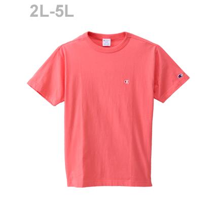 大きいサイズ Tシャツ 18SS ベーシック チャンピオン(C3-H359L)