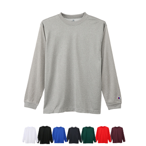 ロングスリーブTシャツ 17FW TEAM チャンピオン(C3-HB490)