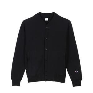 リバースウィーブ(青タグ)スナップスウェットシャツ(11.5oz) 17FW リバースウィーブ チャンピオン(C3-J003)