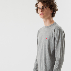 ロングスリーブTシャツ 17FW ベーシック チャンピオン(C3-J424)