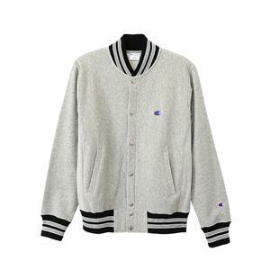 リバースウィーブスナップスウェットシャツ(10oz) 17FW 【秋冬新作】リバースウィーブ チャンピオン(C3-L002)