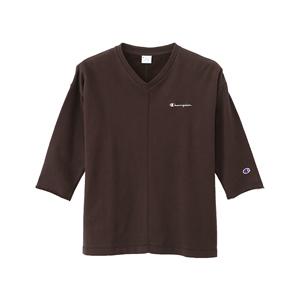 ウィメンズ Vネックスウェットシャツ 17FW チャンピオン(C3-L019)