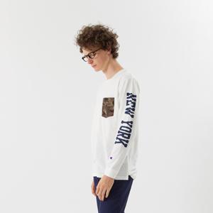 ロングスリーブTシャツ 17FW 【秋冬新作】キャンパス チャンピオン(C3-L413)