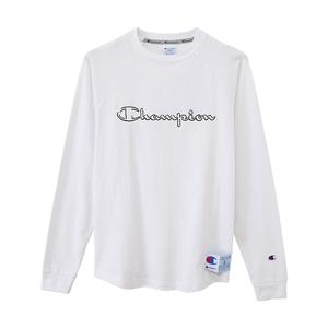 ロングスリーブTシャツ 17FW アクションスタイル チャンピオン(C3-L424)