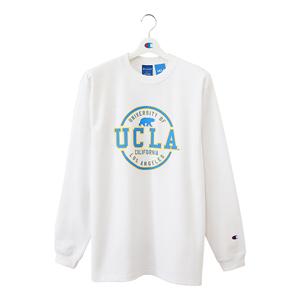 プラクティスロングT 17FW 【秋冬新作】UCLA チャンピオン(C3-LB465)
