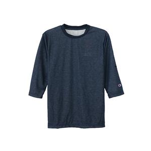 DRYSAVER 3/4スリーブ【7分袖】Tシャツ 17FW 【秋冬新作】アクションスタイル チャンピオン(C3-LS401)