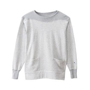 ボートネックスウェットシャツ 18SS 【春夏新作】ロチェスター チャンピオン(C3-M006)