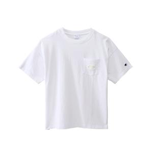 ユニセックス ポケットTシャツ 18SS 【春夏新作】キャンパス チャンピオン(C3-M347)